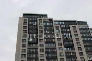 Замена холодного остекления системы ТАТПРОФ выполнено ООО Престиж балкон СПб