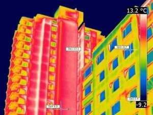 Теплопроводность здания. Престиж балкон. komfortbalkon.ru