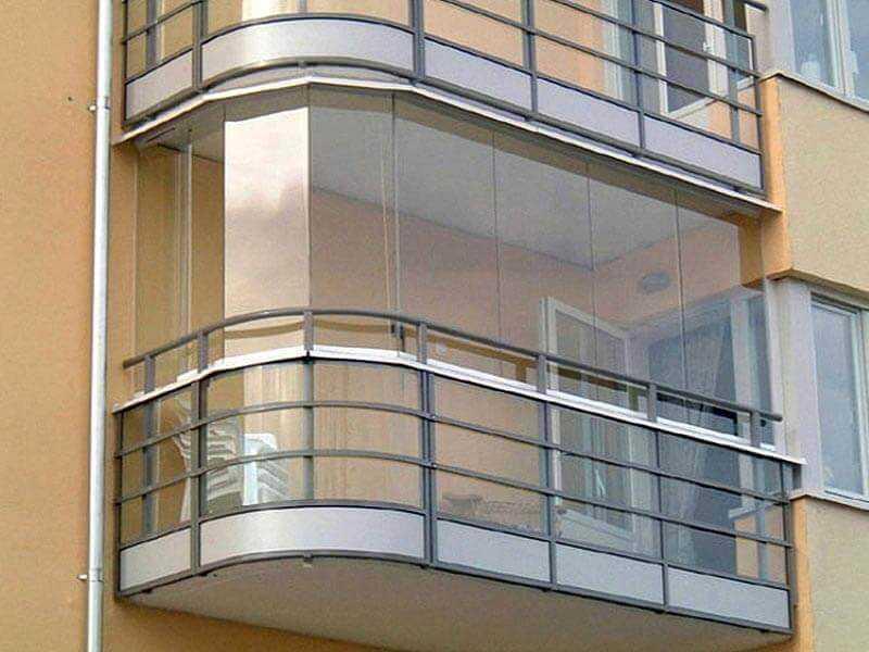 Как остеклить балкон своими руками - как выполнить правильно.