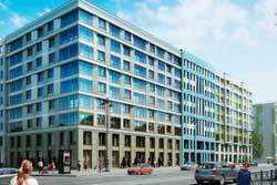 Замена остекления лоджии на теплое в ЖК Европа Сити