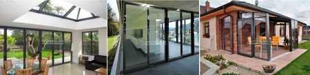 Подъемно-раздвижные алюминиевые двери ALT GS 106; 701-07-79; https://komfortbalkon.ru/doors