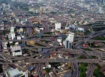 Инфраструктура транспортная Москвы