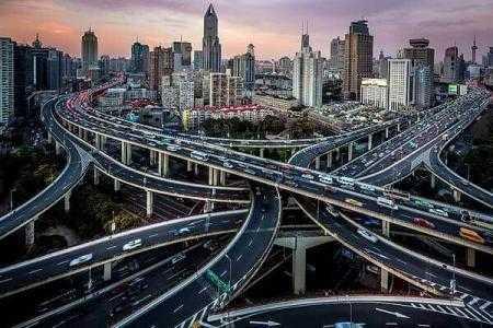 Инфраструктура Шанхая