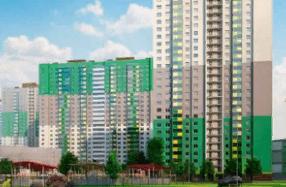 Теплое остекление, утепление и отделка лоджии в ЖК «Синема» Престиж балкон +7 (812) 701-07-79