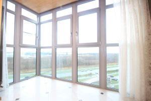 объединение балкона лоджии с кухней Престиж балкон