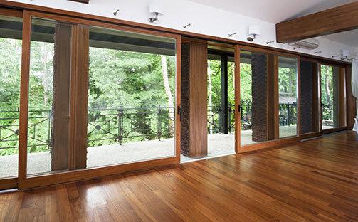 Подъемно раздвижные двери Престиж балкон