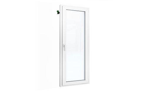 Одностворчатые двери Престиж балкон
