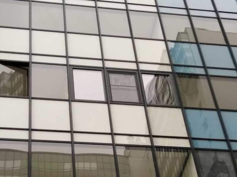 Замена холодного остекления на теплое в ЖК UP-квартал Комендантский