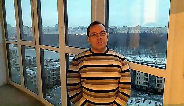 Отзыв по адресу СПб, ул. Катерников д.7, ЖК Море 4; ООО Престиж балкон СПб