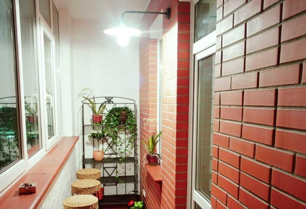Идеи отделки балкона цена
