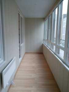 Отделка балконов пластиковыми панелями под ключ ООО Престиж балкон 701-07-79; 980-24-90