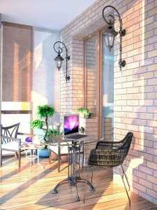 Стильная и практичная отделка балконов ООО Престиж балкон СПб, 701-07-79; 980-24-90
