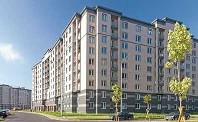 Современные дома Остекление и утепление от компании Престиж балкон +7 (812) 701-07-79, 980-24-90