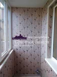 Отделка балконов под ключ ООО Престиж балкон СПб, 701-07-79; 980-24-90