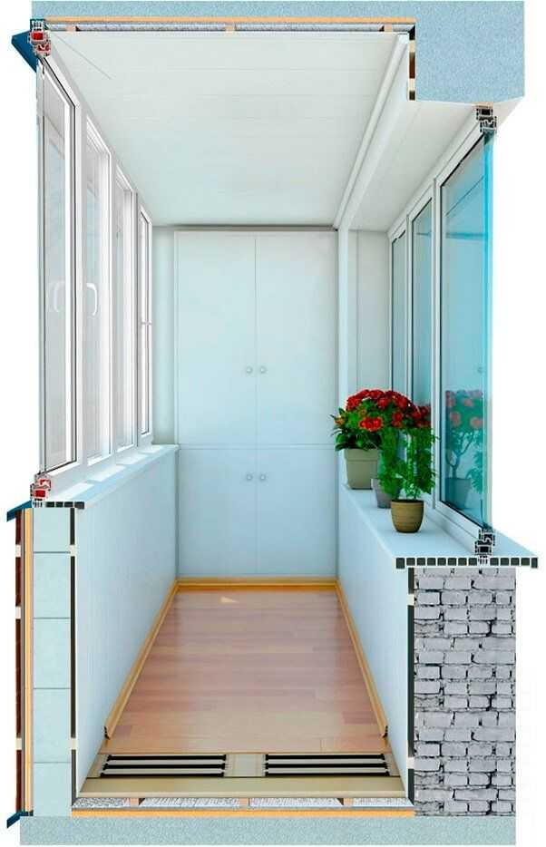 Лоджия внутренняя отделка Престиж балкон +7 (812) 701-07-79, 980-24-90