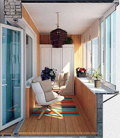 Балкон или лоджия - дополнительная комната